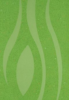 Aleluia Ceramicas Orion Decor Wave Verde
