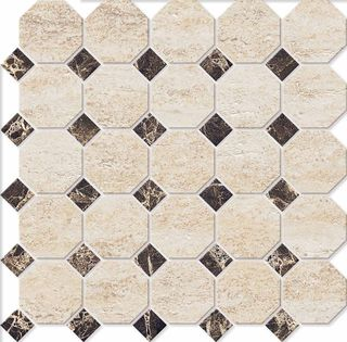 Estima Jazz Mosaico Octagon Small