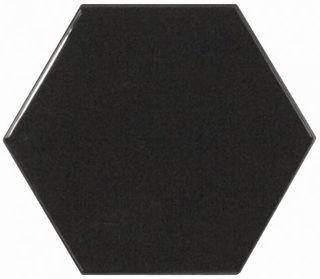 Equipe Scale Hexagon Black Matt.