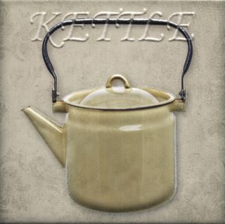 Mainzu Cementine Decor Kettle