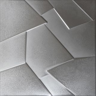Apavisa Anarchy декор Silver Lappato Prism 60*60