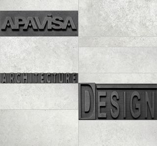 Apavisa Anarchy мозаика White Natural Mosaico Plane Letters 60*60