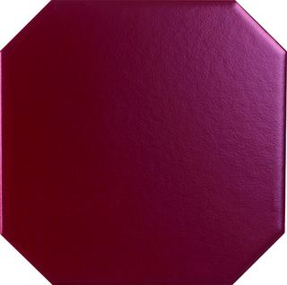 Tonalite Diamante Ottagonetta Bordeaux Matt