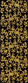 Aparici Talia Black-Gold Decor