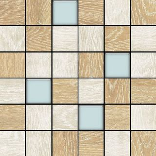 Colorker Eternal Wood Mosaico Mix Glass C