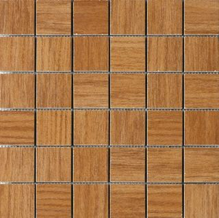 Novabell Natural wood Betulla Mosaico