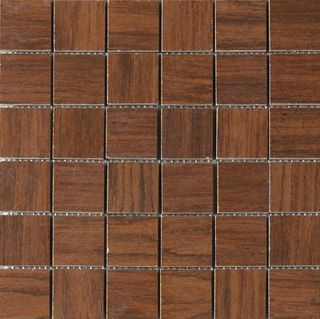 Novabell Natural wood Noce Mosaico