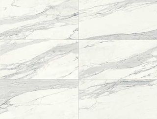 Novabell Imperial керамогранит Calacatta Bianco Lappato 30*120