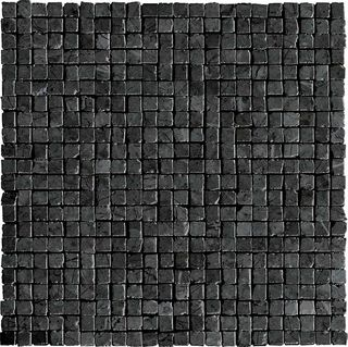 Novabell Imperial мозаика Mosaico Spacco Lapp. Nero Imperiale 30*30