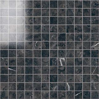 Novabell Imperial мозаика Mosaico Lapp. Nero Imperiale 30*30
