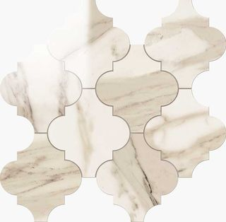 Novabell Imperial декор Provenzale Calacatta Beige Lapp. 30*32.4