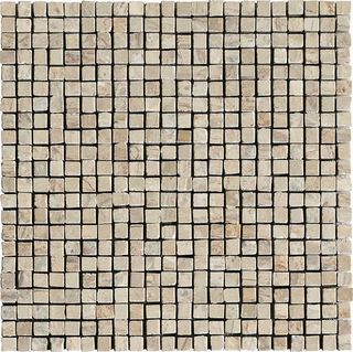 Novabell Imperial мозаика Mosaico Spacco Lapp. Cappuccino 30*30