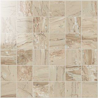Novabell Imperial мозаика Mosaico Lapp. Cappuccino 30*30