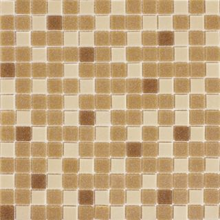 Rose mosaic Aquatica мозаика Irish Coffe 20*20
