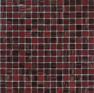 Rose mosaic Aquatica мозаика Madagaskar R+ 20*20
