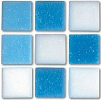 JNJ mosaic Light Blue