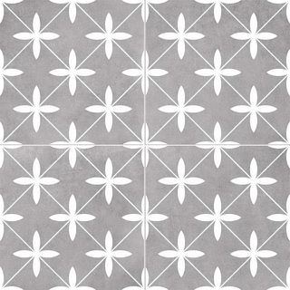 Dual Gres Chic Collection напольная плитка Poole Grey 45*45