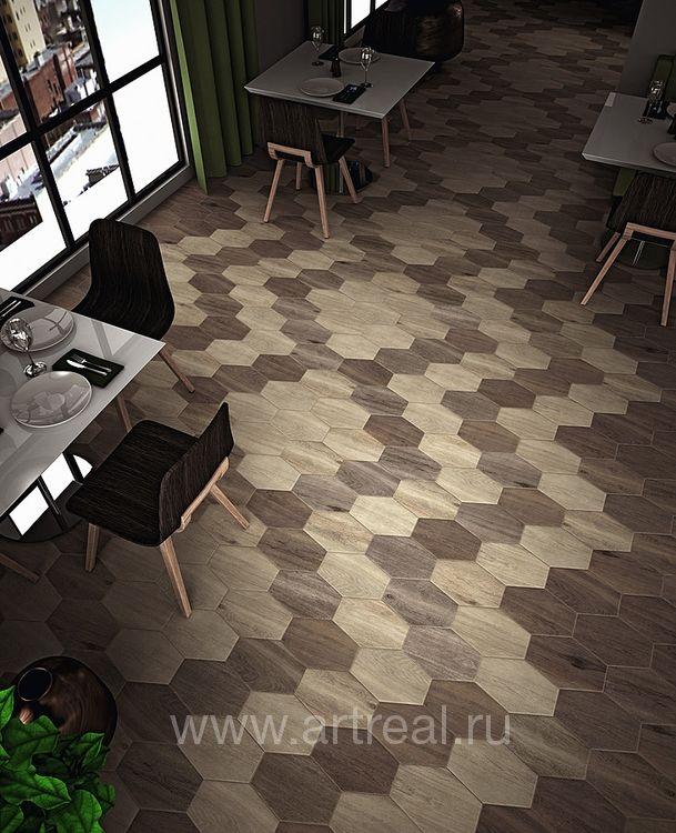 Керамогранит Natucer Timber N