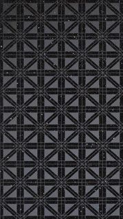Aleluia Ceramicas Orion Decor Square Preto