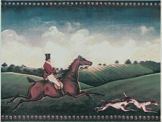 Petracers Grand Elegance Fox Hunting A