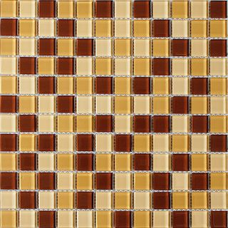 Caramelle Mosaic Acquarelle мозаика Cacao 29.8*29.8
