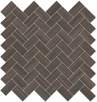 Kerama Marazzi Грасси Grassi Brown Mosaic