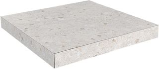Kerama Marazzi Терраццо Glued Corner Step Terrazzo Light Beige