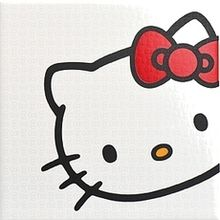 Gamma due Hello kitty Classic Expressions Red