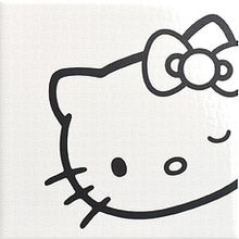 Gamma due Hello kitty Classic Expressions Black