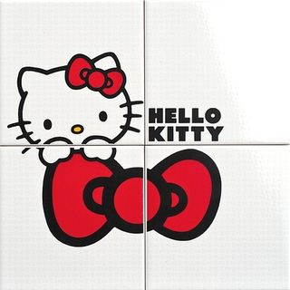 Gamma due Hello kitty Classic Cucu Red CP A/4
