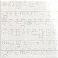 Gamma due Hello kitty Laundrypaper