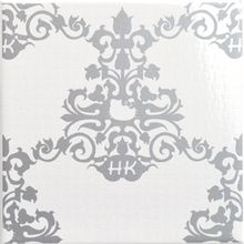 Gamma due Hello kitty Damask paper Silver