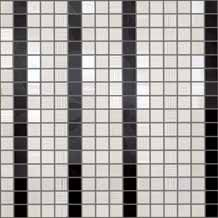 Мозаика Degrade Bianco-Nero Mosaico Mix3  30.5*30.5