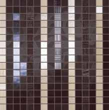 Fap Mosaici Degrade Beige-Marrone Mosaico Mix3