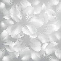 GranitiFiandre Xtra ordinary Glass Blossom White