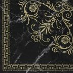 Mapisa Classic декор Ang Classic Marquina Gold  49*49