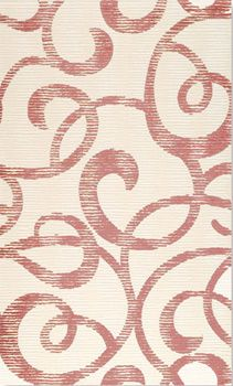 Aurelia Cover декор Inserto Damasco Ivory 25*40