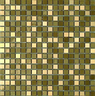 Dune Mosaico Stock Dune мозаика Metalic Gold 30.1*30.1