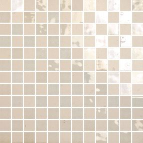 Settecento Ermitage мозаика Mosaico Highlights Bianco Avorio 28.6*28.6