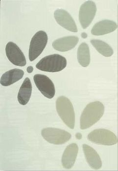 Azulejos alcor Cannes Dec. Flor Verde