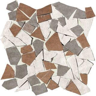 Cir & Serenissima Cotto Vogue мозаика Mosaico Spaccatella Mix Beige 30*30