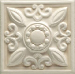 Ceramiche Grazia Essenze декор Neoclassico Primula 13*13