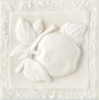 Ceramiche Grazia Essenze декор Apple Magnolia 13*13