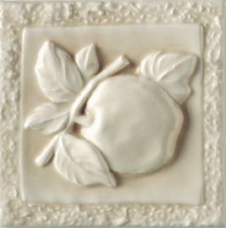 Ceramiche Grazia Essenze декор Apple Primula 13*13