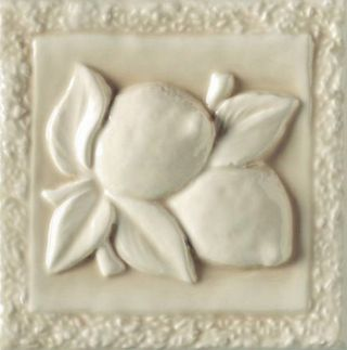 Ceramiche Grazia Essenze декор Lemon Primula 13*13