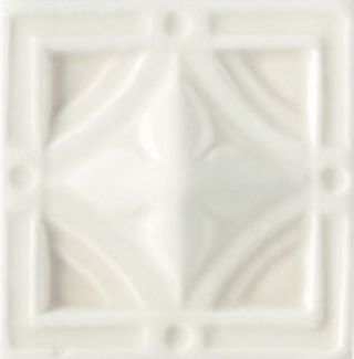 Ceramiche Grazia Essenze вставка Neoclassico Magnolia 6*6