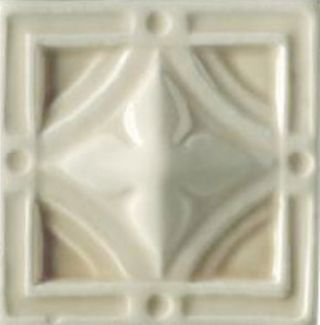 Ceramiche Grazia Essenze вставка Neoclassico Magnolia Craquele 6*6