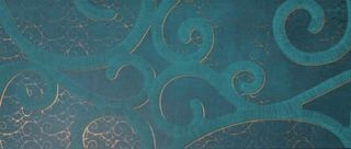 Impronta Creta D Wall Aqua Boucle Oro Dec. 2CD06DB