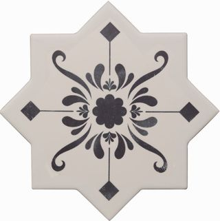 Cevica Becolors Star Dec. Stencil Navy