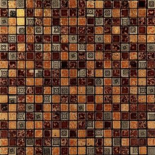 Natural Mosaic Inka Pharaoh-Amber